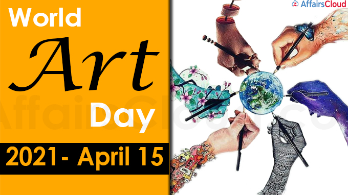World Art Day 2021
