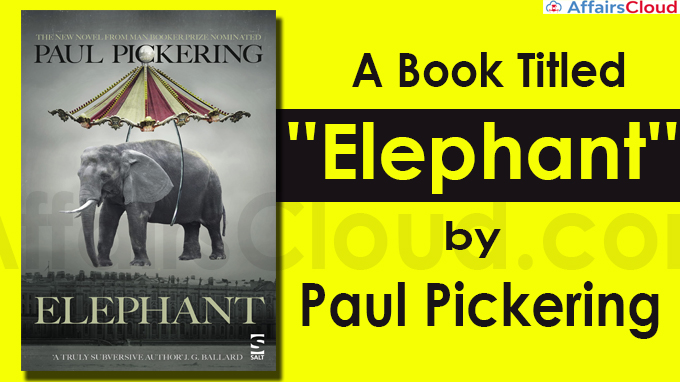 A book titled ''Elephant'' by Paul Pickering