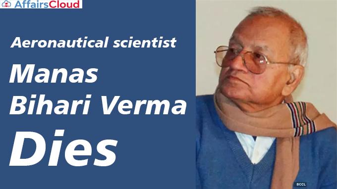 Aeronautical-scientist-Manas-Bihari-Verma-dies