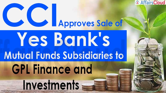 CCI approves sale of Yes Bank's mutual funds