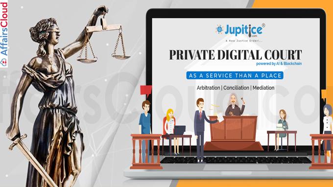 Chandigarh startup Jupitice develops world's first private digital court