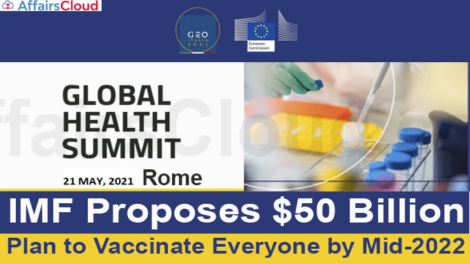 IMF proposes $50 billion plan to vaccinate (1)