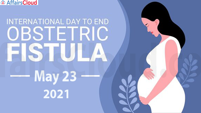 International Day to End Obstetric Fistula 2021