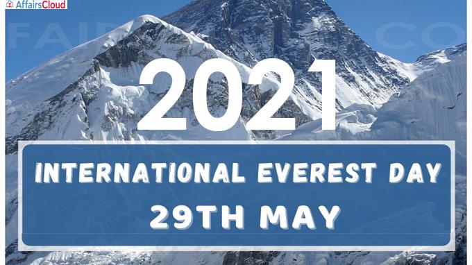 International Everest Day 2021