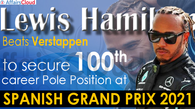 Lewis Hamilton beats Verstappen to secure 100th career