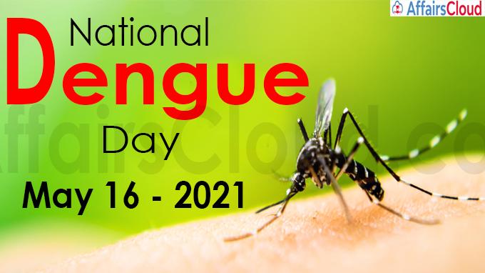 National Dengue Day 2021