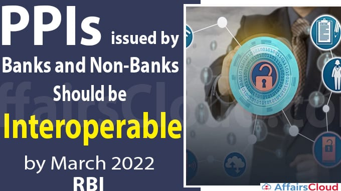 PPIs issued by banks and non-banks should