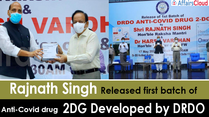 Rajnath Singh releases first batch