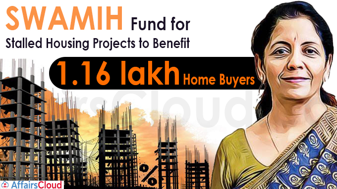 SWAMIH Fund for stalled housing projects to benefit
