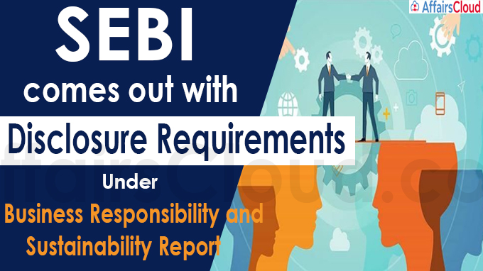 Sebi comes out with disclosure requirements