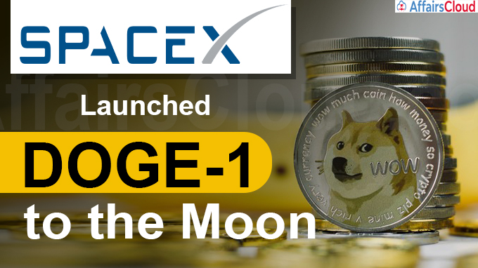 SpaceX to Launch DOGE-1 to the Moon