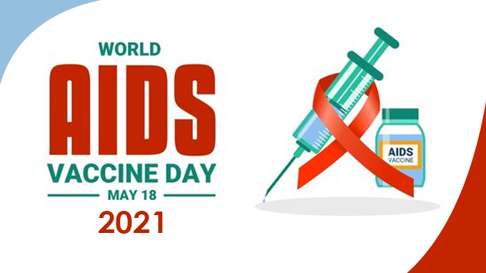 World AIDS Vaccine Day 2021-May 18