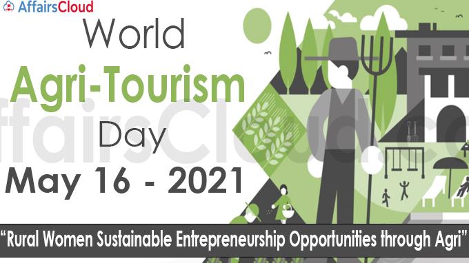 World Agri-Tourism Day 2021
