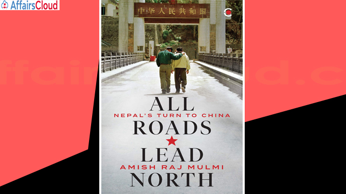 A book titled All Roads Lead North