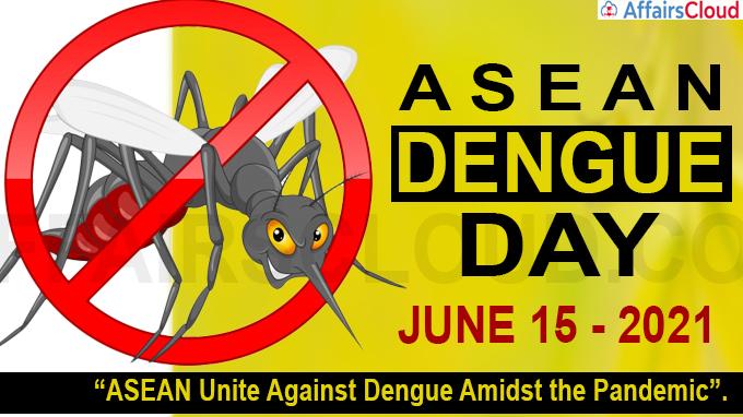 ASEAN Dengue Day 2021