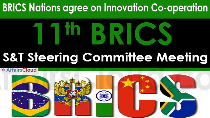 BRICS nations agree on innovation co-operation