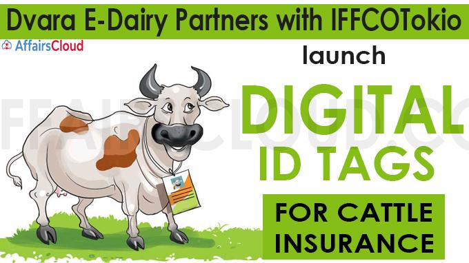 Dvara E-Dairy partners with IFFCOTokio to launch digital ID tags