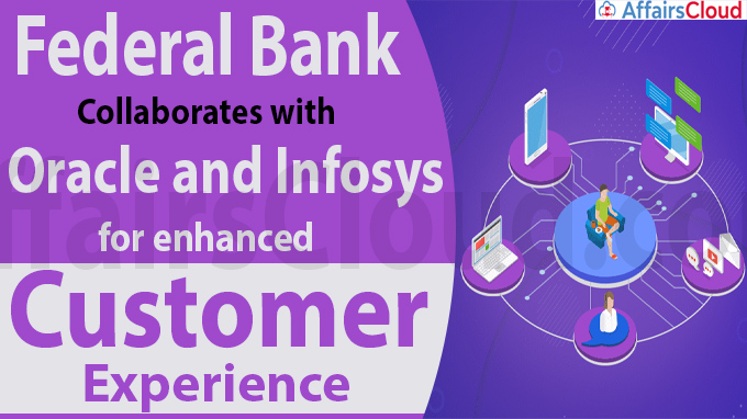 Federal Bank collaborates with Oracle and Infosys