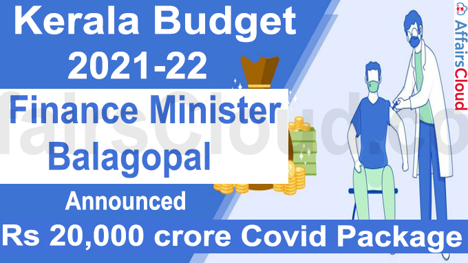 Finance Minister Balagopal announces Rs 20,000 crore Covid package