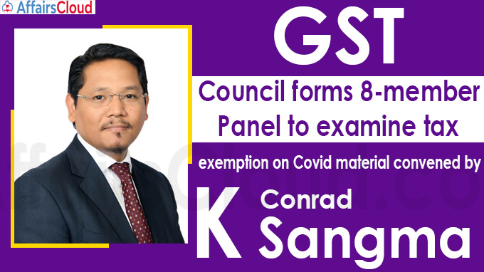 GST Council forms 8-member panel to examine tax exemption