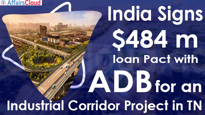 India signs $484 m loan pact with ADB