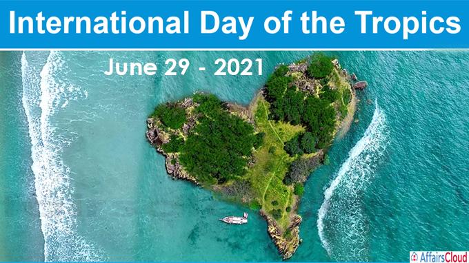 International Day of Tropics