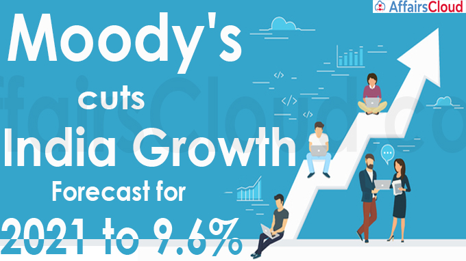 Moody's cuts India growth forecast