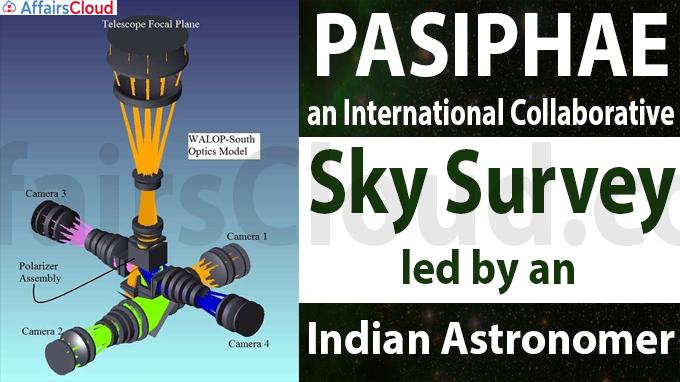 PASIPHAE, an international collaborative sky survey led