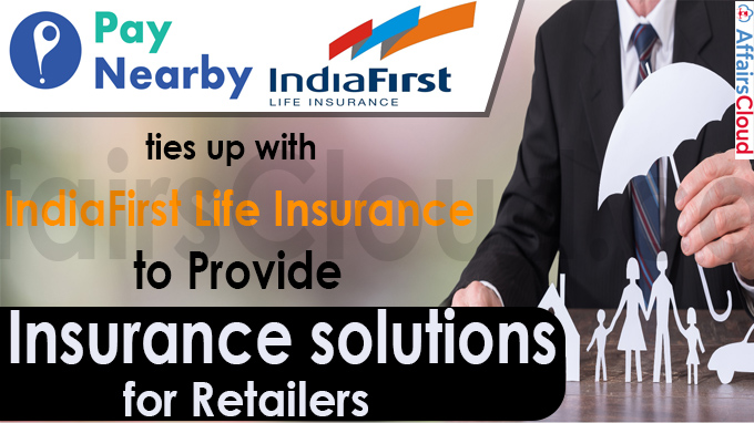 PayNearby ties up with IndiaFirst Life Insurance to provide insurance solutions