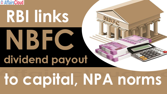 RBI links NBF