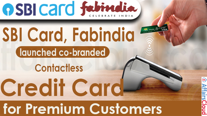 SBI Card, Fabindia launch co-branded contactless credit card