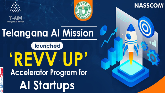 Telangana AI Mission launches 'Revv Up' accelerator