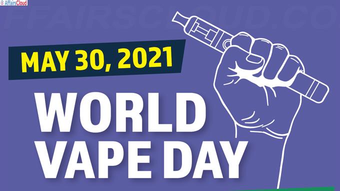 World Vape Day 2021