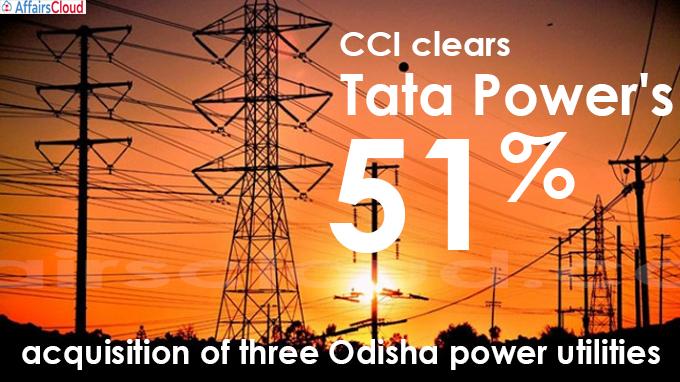 three Odisha power utilities