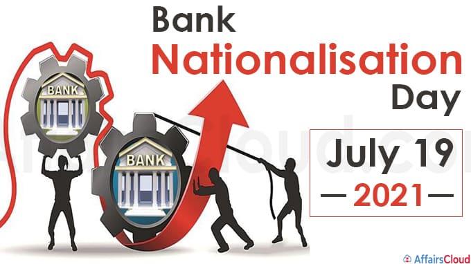 Bank Nationalisation Day
