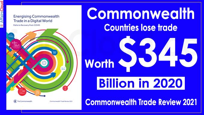 Commonwealth countries lose trade worth $345 billion