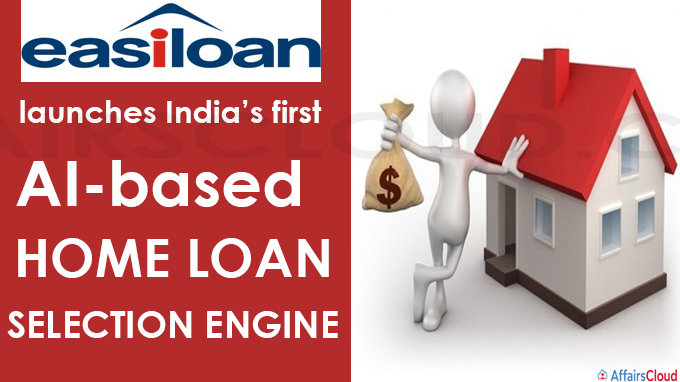 Easiloan launches India's first AI-based home loan selection engine
