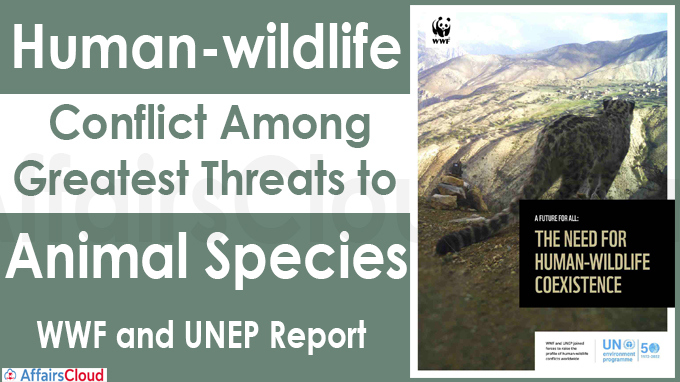 Human-wildlife conflict among greatest threats to animal species (2)