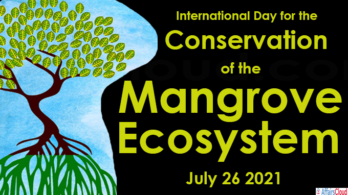 International Day for the Conservation of the Mangrove