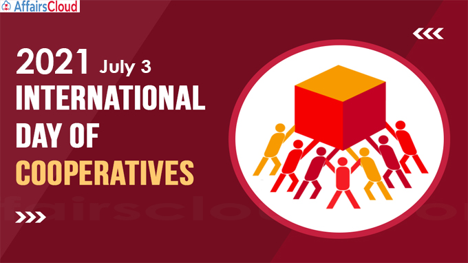 International Day of Cooperatives