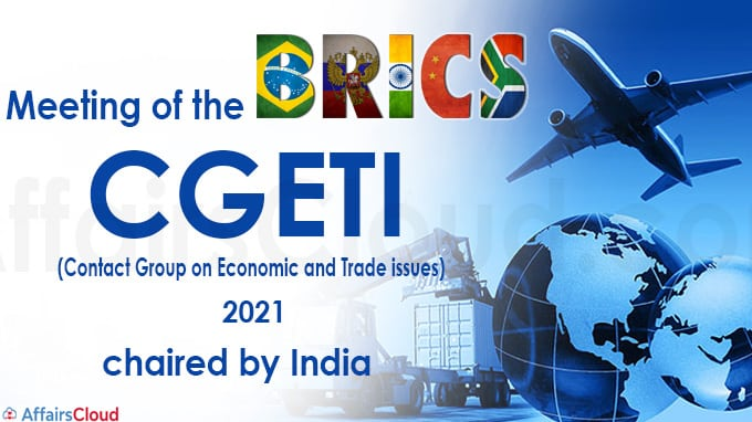 Meeting of the BRICS Contact Group on Economic and Trade issues