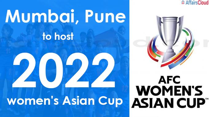 Mumbai, Pune to host 2022