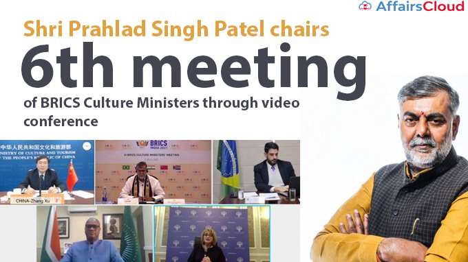 Shri-Prahlad-Singh-Patel-chairs-6th-meeting-of-BRICS-Culture-Ministers-through-video-conference
