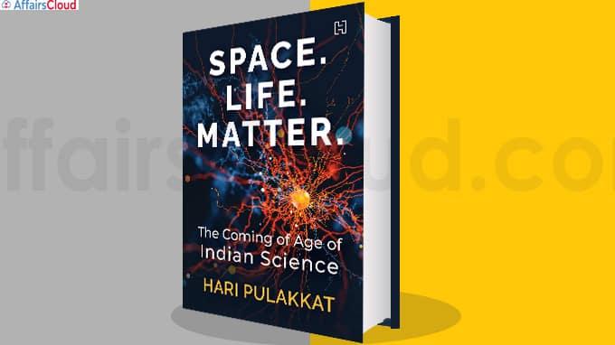 Space. Life. Matter