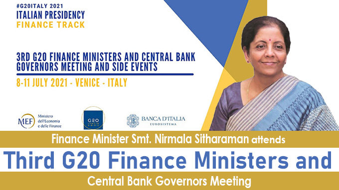 Third G20 Finance Ministers and Central Bank Governors Meeting