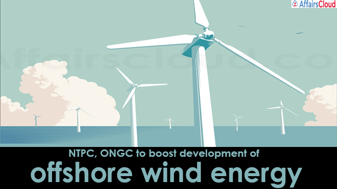 boost development of offshore wind energy