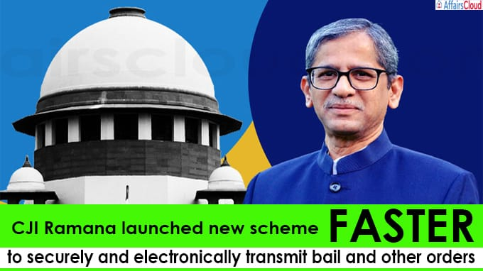 electronically transmit bail and other orders