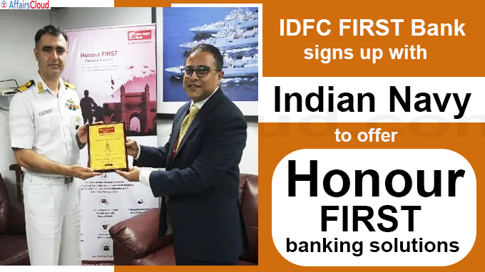 Honour FIRST banking solutions