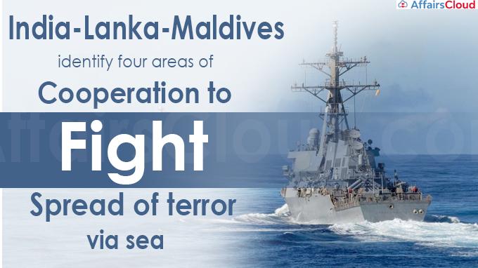 India-Lanka-Maldives identify four areas of cooperation