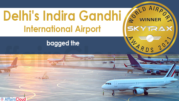 Indian airport is among world's top-50 best airports in 2021